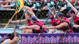 British Dragon Boat Team