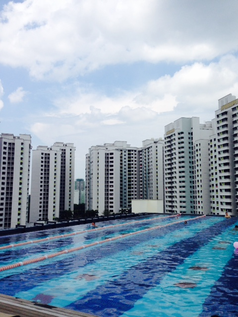 Fitness first goes platinum in clementi the sweat shop sg - Fitness first swimming pool singapore ...