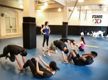 FaMA Fitness - 1